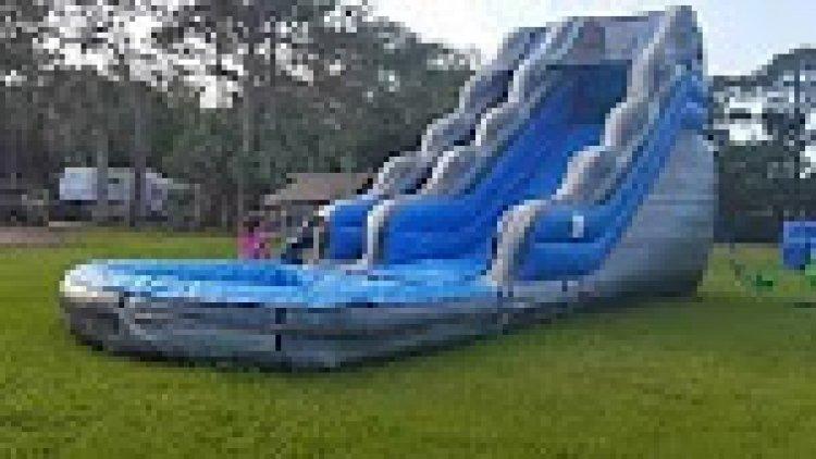 20 Ft Blue Springs Splash
