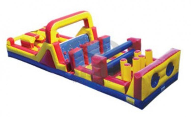 C5EAD287 5779 4519 BB14 1A113FFC724B 232790149 big 40 Ft Dual Lane Obstacle Course