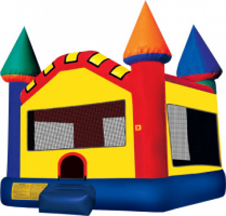 castle20bounce 863118693 big Large Castle Bounce