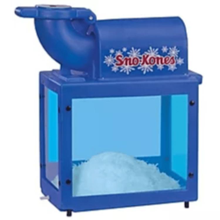 sno 244196951 big Snow Cone Machine