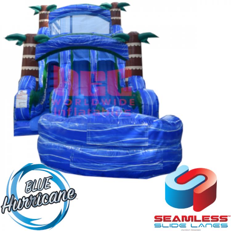 18 Blue Hurricane DL Inflated Pool DSC 3648 311348002 big 24 Ft Double Blue Crush Splash